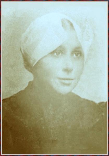 Johanna de Lange 1877 – 1919