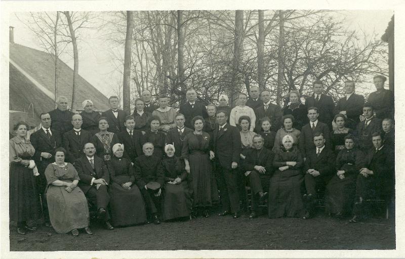 Bruiloft 1921