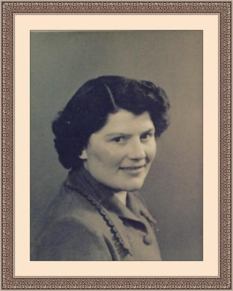 Grietje Zeldenrijk 1922 – 2012