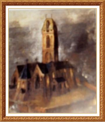 Grote of Sint Michaëlskerk te Oudewater