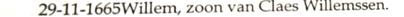 Archief Woerden: Index doopboek Michaelskerk Oudewater