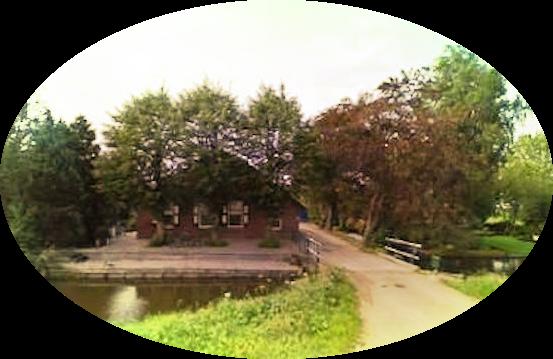 Foto uit 2013 van de boerderij te Portengen 25, in de voormalige gemeente Laagnieuwkoop.
